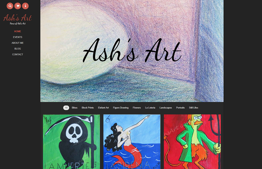 Ash's Art