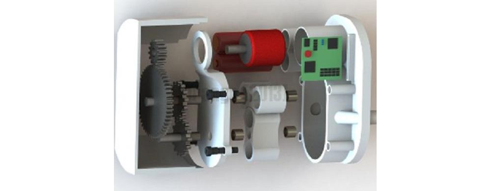 Low Cost Sampling Pump
